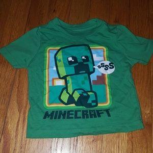 Baby boys Minecraft t-shirt